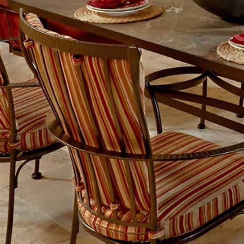 monterra dining chair  cushion ultra modern pool patio