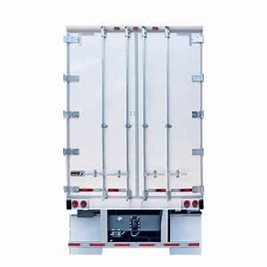 Puerta Para Caja De Trailer Y Camión Abatibles Cortinas de acero, puertas automáticas