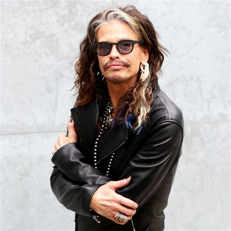 Steven Tyler Steps Out With Rumored Girlfriend Aimee