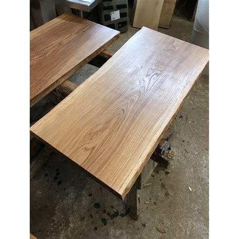 Waschtisch Eiche Geölt by Tischplatte Waschtisch Eiche Beidseitig Baumkante