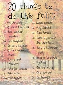 things to do in fall 20 things to do this fall fall pinterest