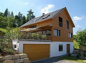 Fassade Mit Holz Verkleiden : verkleidung mit holz au enansicht wezen cker architektur ~ Michelbontemps.com Haus und Dekorationen