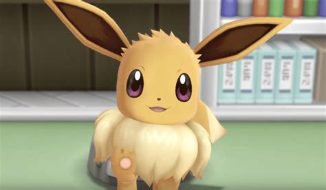 pokemon lets  eevee review  nintendo switch