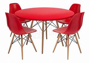 Replica Eames Table and Eames Chairs Package