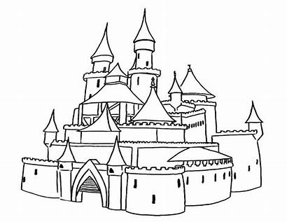 Palace Coloring