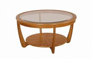 nathan glass top round coffee table manor furniture centre With furniture mile end homemaker centre