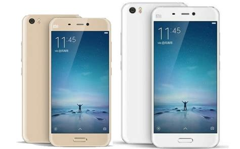 xiaomi mi 5 and mi 5 plus price and specs leaked ahead of launch at mwc today best tech guru