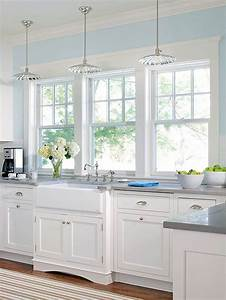 Best 25 light blue kitchens ideas on pinterest natural for Kitchen cabinets lowes with 3 piece art for walls