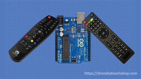 Using Remote Controls With Arduino Dronebot Workshop