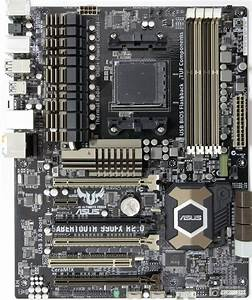Asus Sabertooth 990fx R2 0 Amd Am3  Motherboard