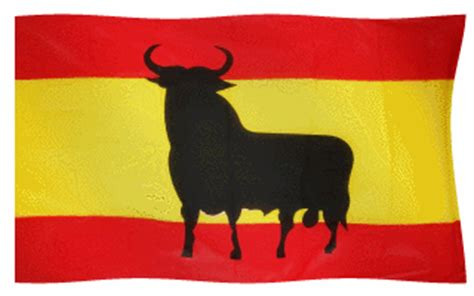 great  animated spain flag gifs  animations