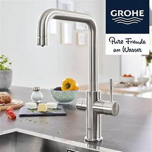 Grohe Blue Home Erfahrungen : grohe blue home gekoeld of bruisend water uit de kraan ~ Michelbontemps.com Haus und Dekorationen