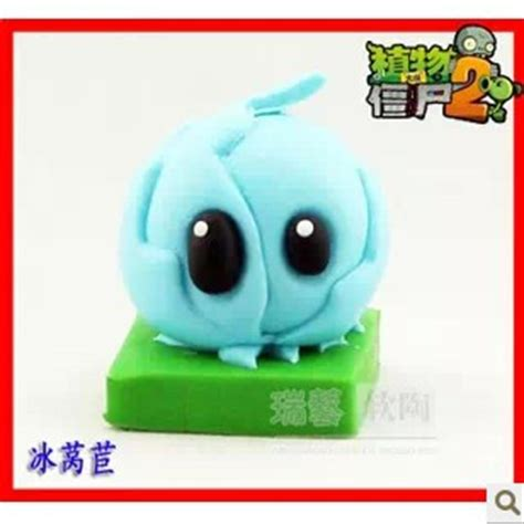 new arrival plants vs zombies 2 its about time figures car decorations iceberg