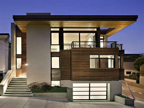 new style house plans modern house design one floor modern house