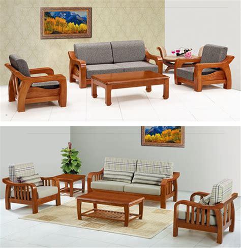 canapé en bois massif chêne canapé tissu pur en bois massif canapé combinés