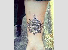 Tatuagem De Flor De Lotus Mandala Significado Tattoo Art