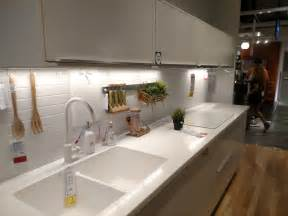 easy kitchen backsplash ideas the curious of ikea s invisible kitchen sink