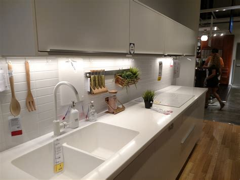 the curious case of ikea s invisible kitchen sink