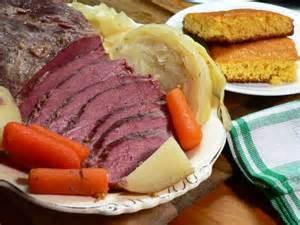 Corned Beef Brisket  U0026 Cabbage Recipe   Taste Of Southern