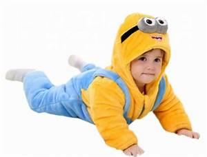 Minion Kostüm Baby : top onesies top onesies for babies kids adults ~ Frokenaadalensverden.com Haus und Dekorationen