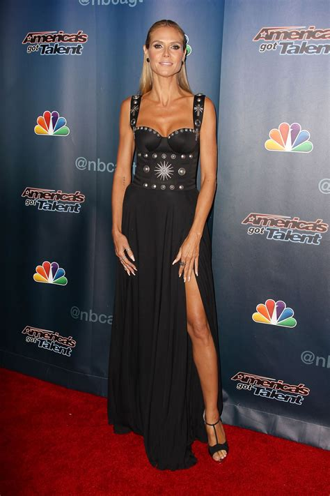 Heidi Klum America Got Talent Season Live Finale