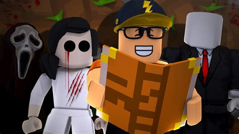 This Roblox Scary Story Is Actually True!