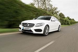 Mercedes Classe C Blanche : essai comparatif la jaguar xe 2015 d fie la mercedes classe c photo 34 l 39 argus ~ Maxctalentgroup.com Avis de Voitures