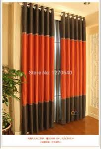 Burlap Blackout Curtains by Rideaux Salon Noir Et Blanc Homesus Net