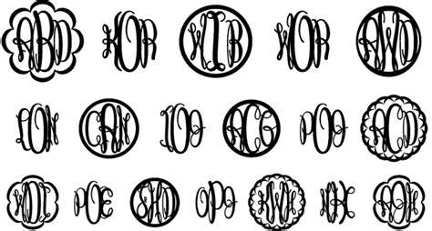 Keepsake Monograms Font By Harold's Fonts