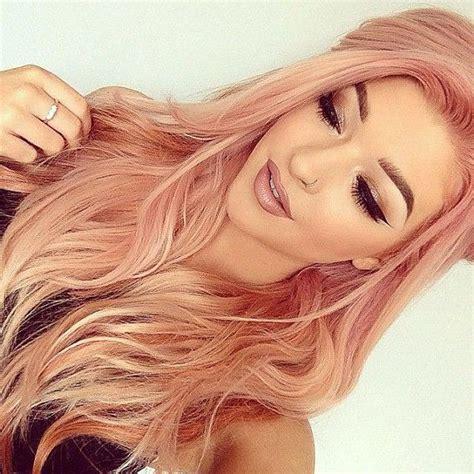 Peach Hair Chalk Salon Grade Temporary Non Toxic By