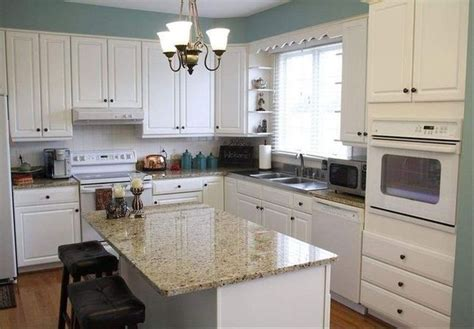 White Kitchen Cabinets With White Appliances, Tips And