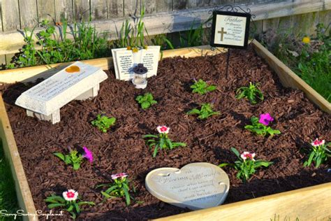 How To Make Your Own Memorial Garden On A Budget ⋆ Savvy