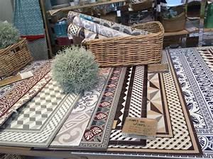Tapis Vinyl Salon : 60 best alfombras vinilicas tipo suelo hidraulico o mosaico images on pinterest mosaics ~ Teatrodelosmanantiales.com Idées de Décoration