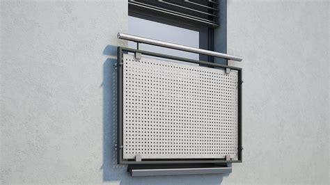 metall design handels gmbh franz 246 sischer balkon lochblech md06a edelstahl in 2019 franz 246 sischer balkon franz 246 sische