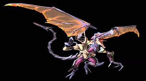Metroid Prime 3 Corruption Omega Ridley Fear The Dragon