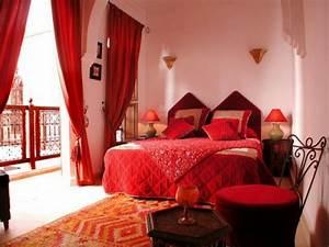 Schlafzimmer Ideen Deko : marokkanische schlafzimmer deko ideen 15 interieurs aus dem orient ~ Markanthonyermac.com Haus und Dekorationen