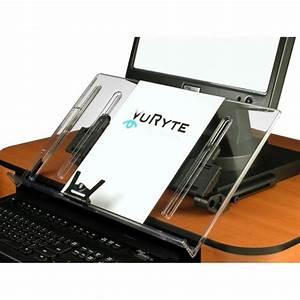 printer With ergonomic document holder computer