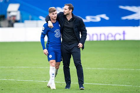 Frank Lampard's Chelsea Reign Could Depend on Timo Werner ...