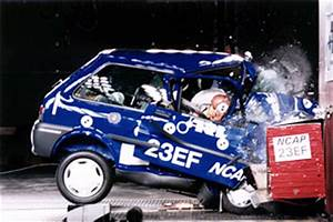 Official Rover 100 1997 safety rating