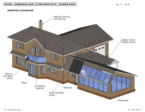 pei eco  living project   history