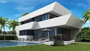 Moderne Häuser Mit Pool : moderne h user mit eigenem pool in la marina costa blanca immobilien seit 1998 ~ Markanthonyermac.com Haus und Dekorationen