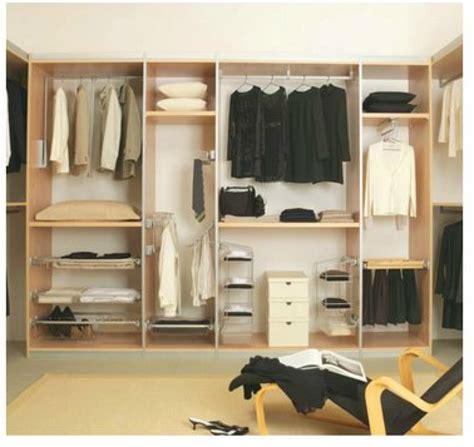 comment faire un dressing dans une chambre créer dressing