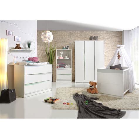 chambre geuther geuther chambre duo lit commode collection wave