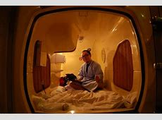 Japan capsule hotel stay a unique travel experience