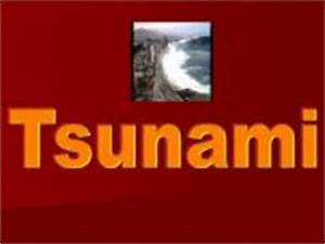 ESL - English PowerPoints: Tsunami