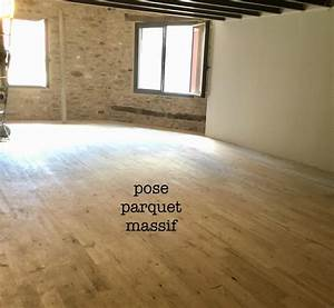 pose parquet massif With parquet massif pose