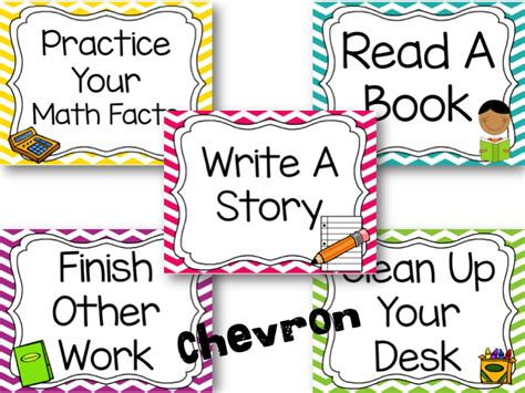 classroom rules template classroom rules poster template