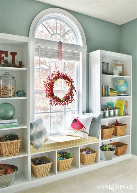 Christmas In The Playroom  Bloggers' Best Diy Ideas
