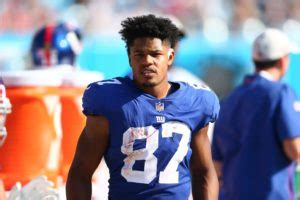 Giants Designate WR Sterling Shepard & CB Brandon Williams ...
