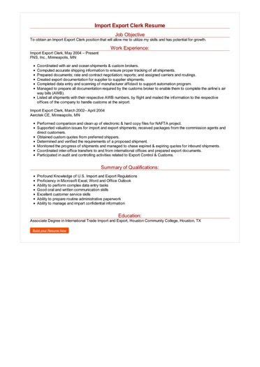 Import Export Clerk Resume Sample  Best Format. Sipoc Diagram Ppt. Volunteers Wanted Poster Template. Auto Loan Calculator Spreadsheet. Mileage Spreadsheet For Taxes Template. Summer Camp Poster Template Free Template. Soap Notes Examples Occupational Therapy Template. Resume For Entry Level Administrative Assistant Template. Birthday Text Messages For Friends On Facebook